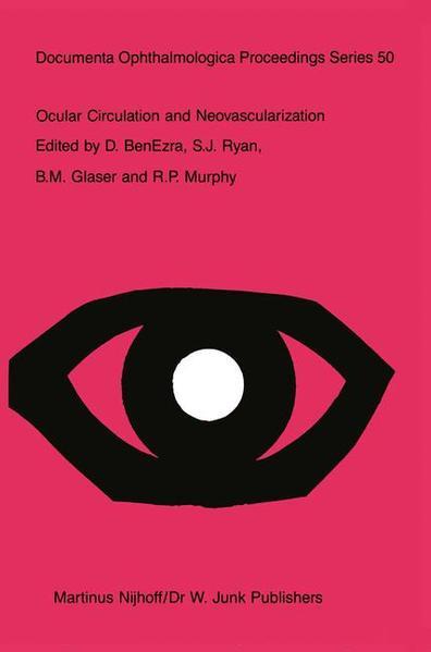 Ocular Circulation and Neovascularization - Coverbild