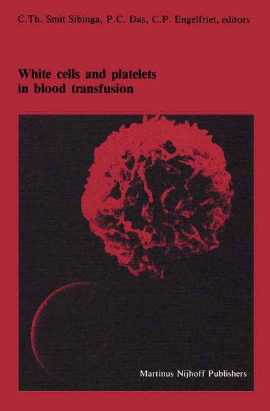 White cells and platelets in blood transfusion - Coverbild