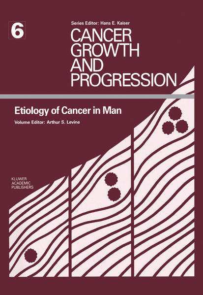 Etiology of Cancer in Man - Coverbild