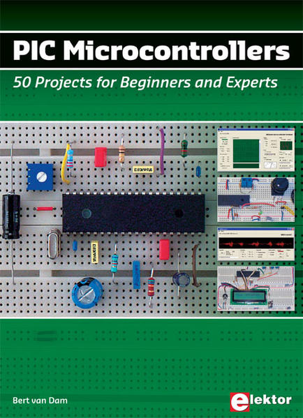 PIC Microcontrollers - Coverbild