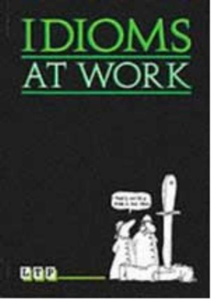 Idioms at Work - Coverbild