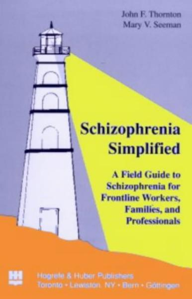 Schizophrenia Simplified - Coverbild