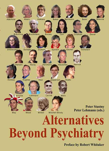 Alternatives Beyond Psychiatry - Coverbild