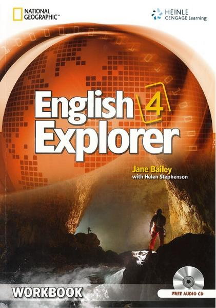 English Explorer 4. Workbook - Coverbild