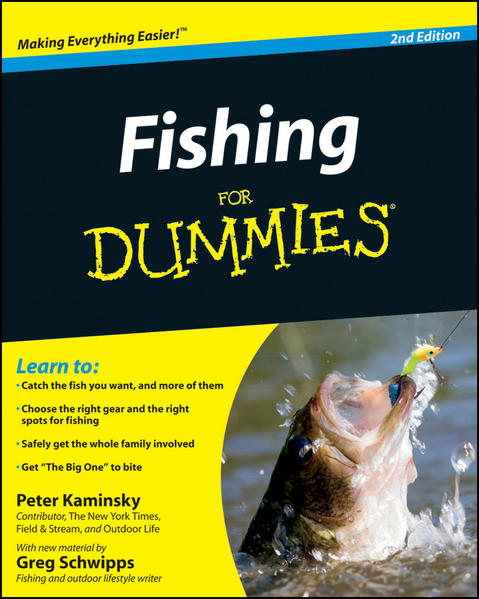 Fishing for Dummies - Coverbild