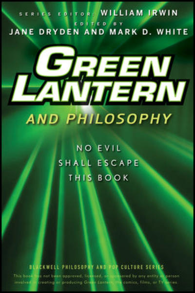 Green Lantern and Philosophy - Coverbild