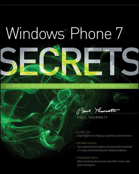 Windows Phone 7 Secrets - Coverbild