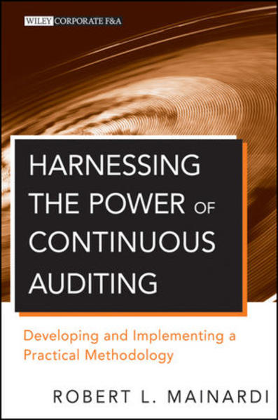 Harnessing the Power of Continuous Auditing - Coverbild