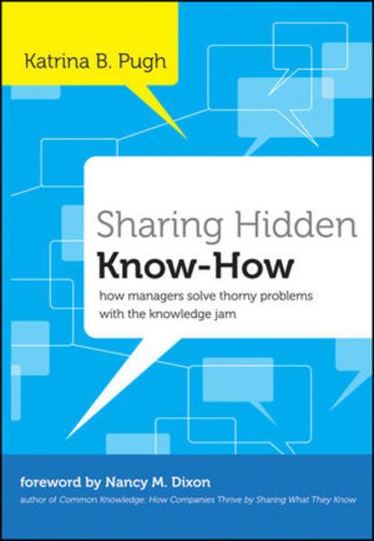 Sharing Hidden Know-How - Coverbild