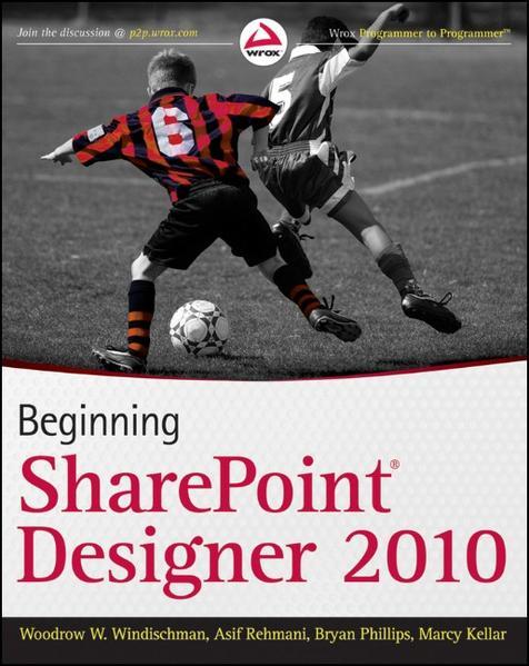 Beginning SharePoint Designer 2010 - Coverbild