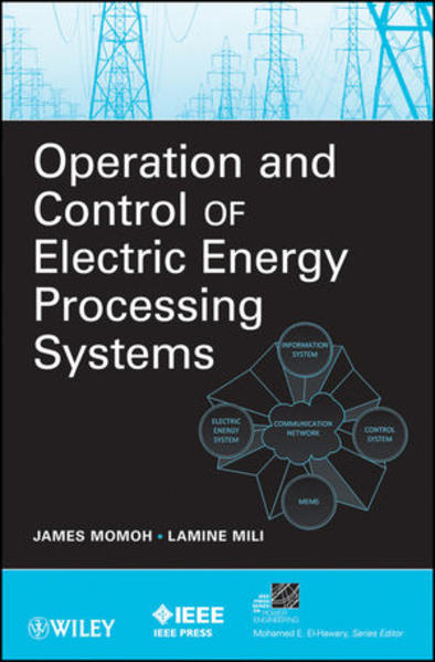 Operation and Control of Electric Energy Processing Systems - Coverbild