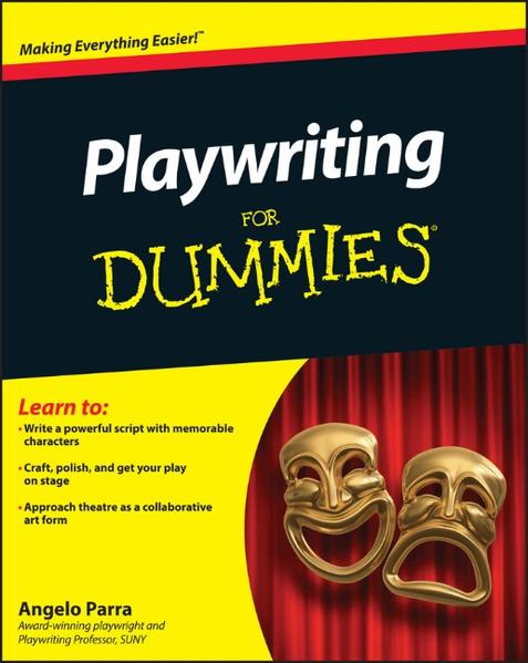 Playwriting For Dummies - Coverbild