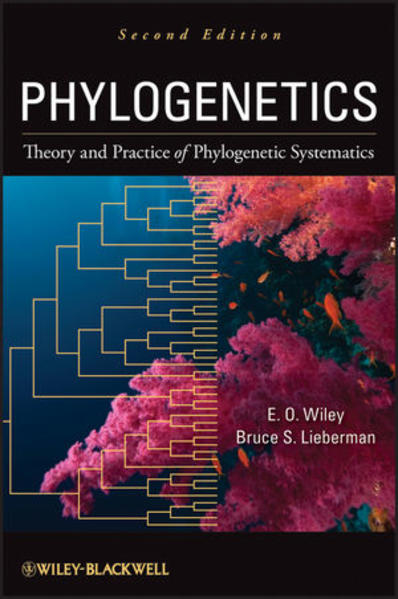 Phylogenetics - Coverbild