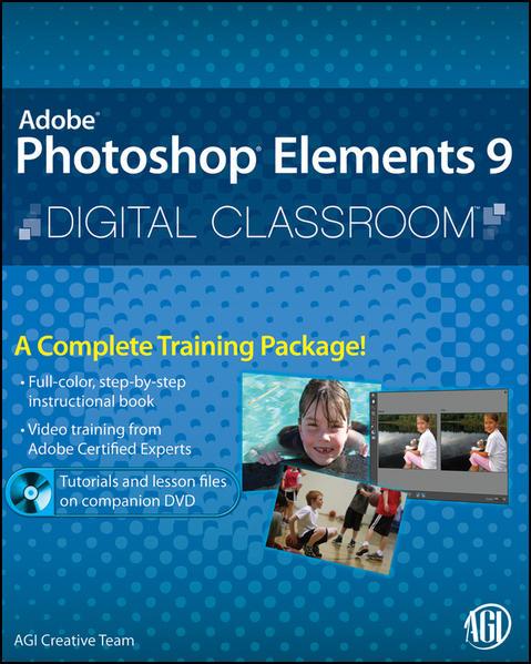 Photoshop Elements 9 Digital Classroom - Coverbild