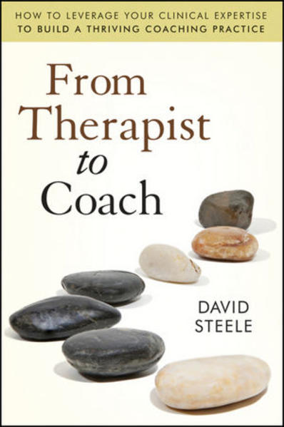 From Therapist to Coach - Coverbild