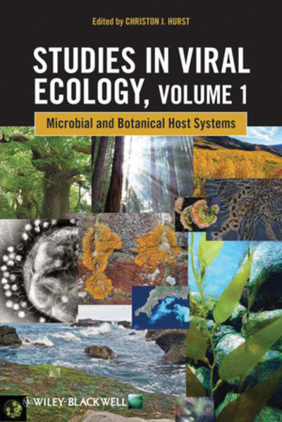 Studies in Viral Ecology - Coverbild