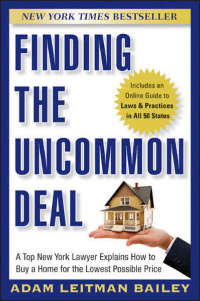 Finding the Uncommon Deal - Coverbild