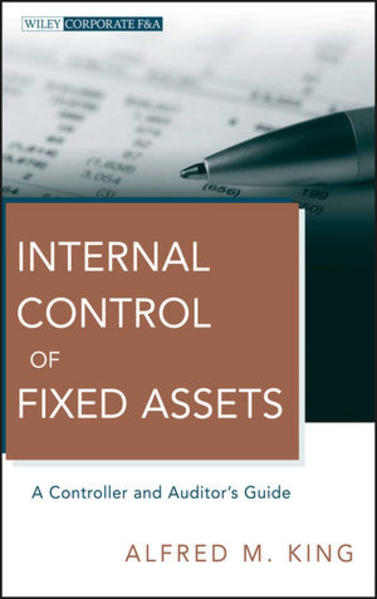 Internal Control of Fixed Assets - Coverbild