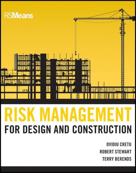 Risk Management for Design and Construction - Coverbild