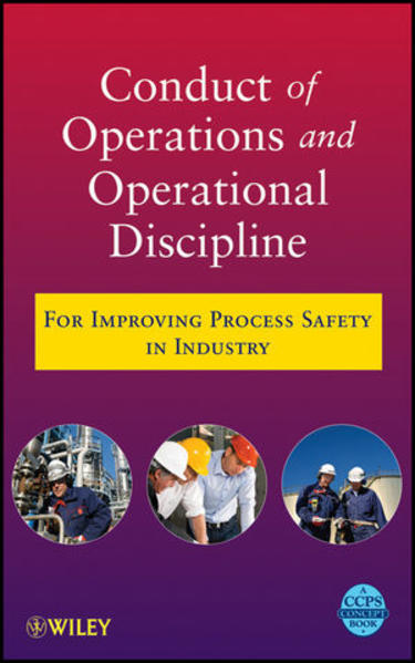 Conduct of Operations and Operational Discipline - Coverbild