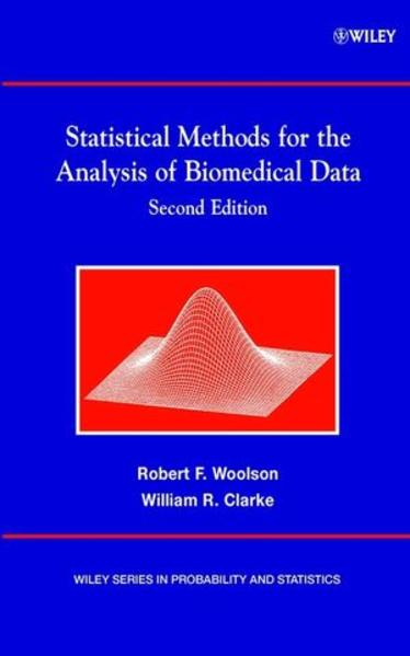 Statistical Methods for the Analysis of Biomedical Data - Coverbild