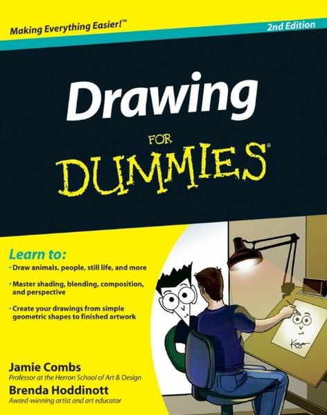 Drawing For Dummies - Coverbild