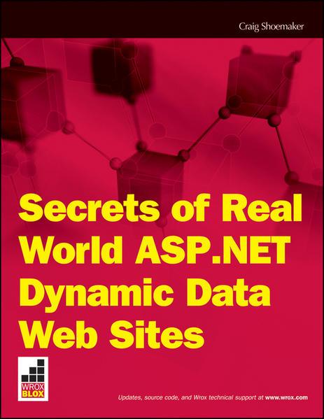 Secrets of Real World ASP.NET Dynamic Data Websites - Coverbild