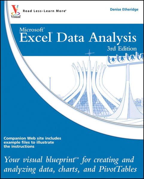 Excel Data Analysis - Coverbild