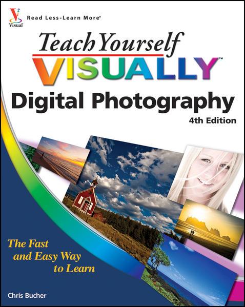 Teach Yourself VISUALLY Digital Photography - Coverbild
