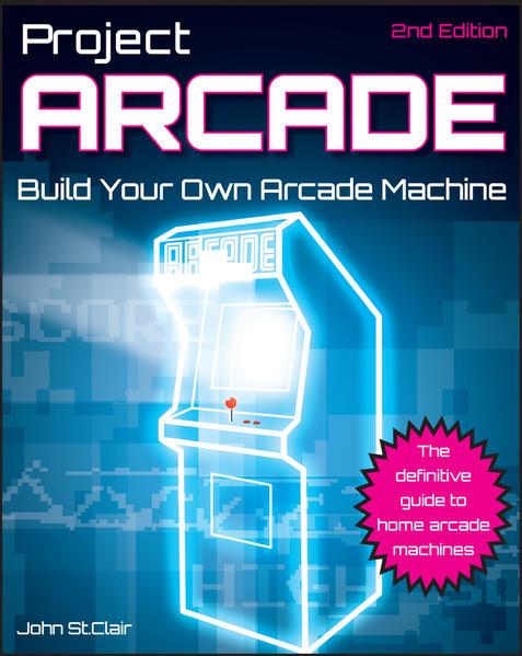 Project Arcade - Coverbild