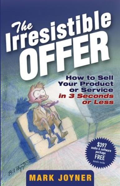 The Irresistible Offer - Coverbild