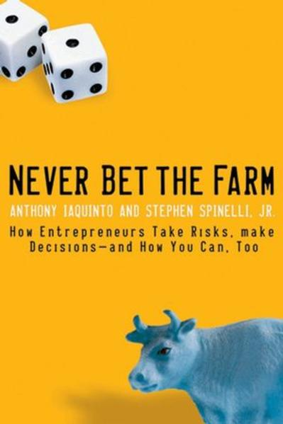 Never Bet the Farm - Coverbild