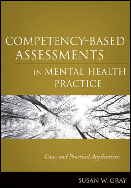 Competency-Based Assessments in Mental Health Practice - Coverbild