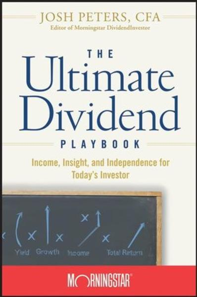 The Ultimate Dividend Playbook - Coverbild
