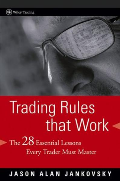 Trading Rules that Work - Coverbild