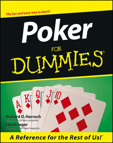 Poker For Dummies - Coverbild
