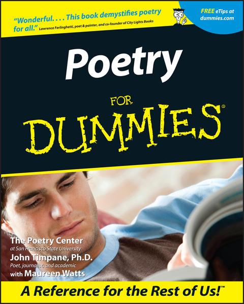 Herunterladen Poetry For Dummies Epub