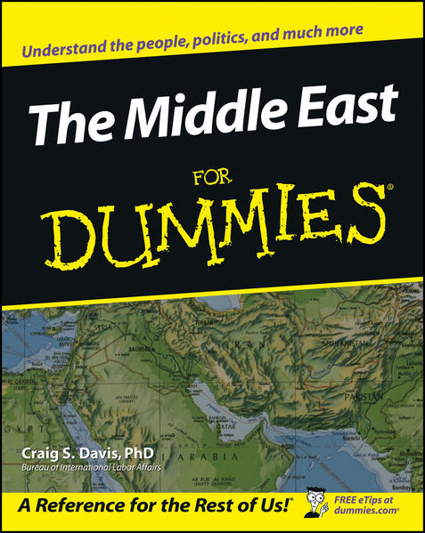 The Middle East For Dummies - Coverbild