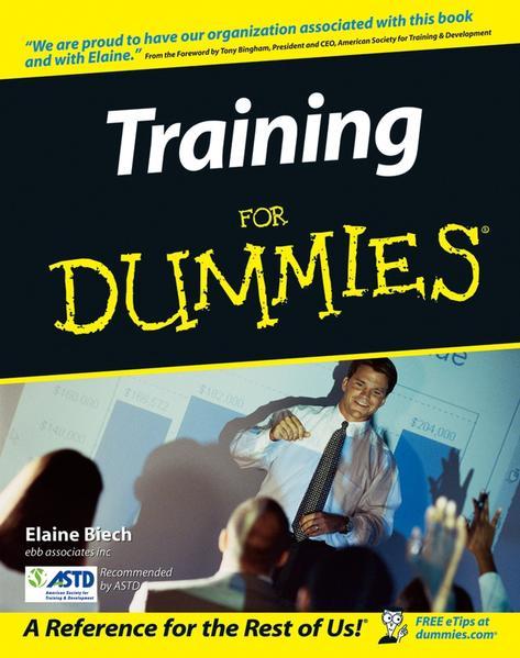 Training For Dummies - Coverbild