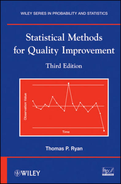 Statistical Methods for Quality Improvement - Coverbild