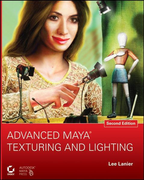 Advanced Maya Texturing and Lighting - Coverbild