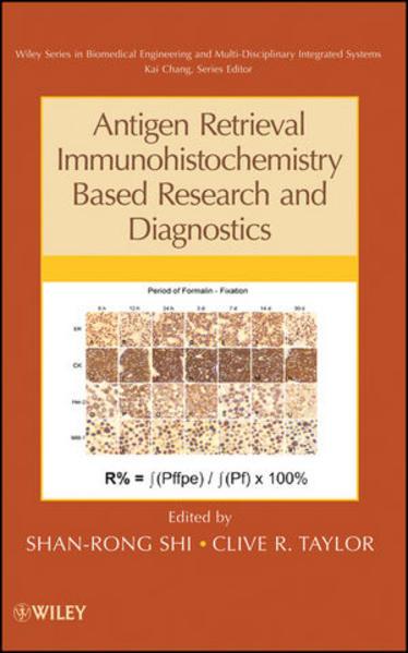 Antigen Retrieval Immunohistochemistry Based Research and Diagnostics - Coverbild