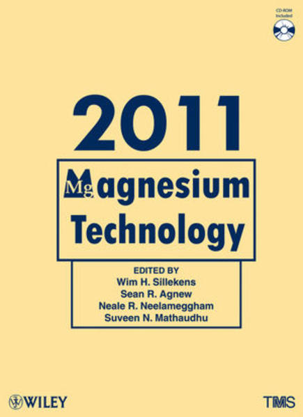 Magnesium Technology 2011 - Coverbild