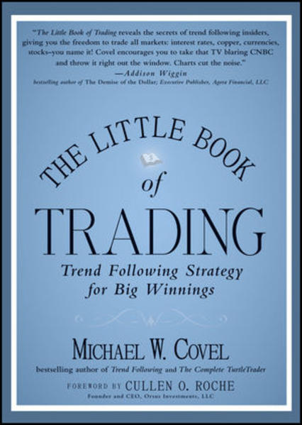 The Little Book of Trading - Coverbild