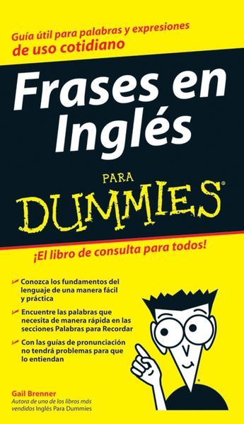 Frases en Inglés Para Dummies - Coverbild