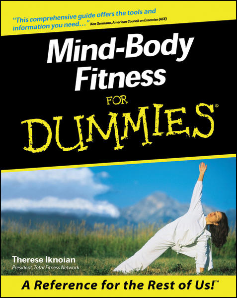 Mind-Body Fitness For Dummies - Coverbild