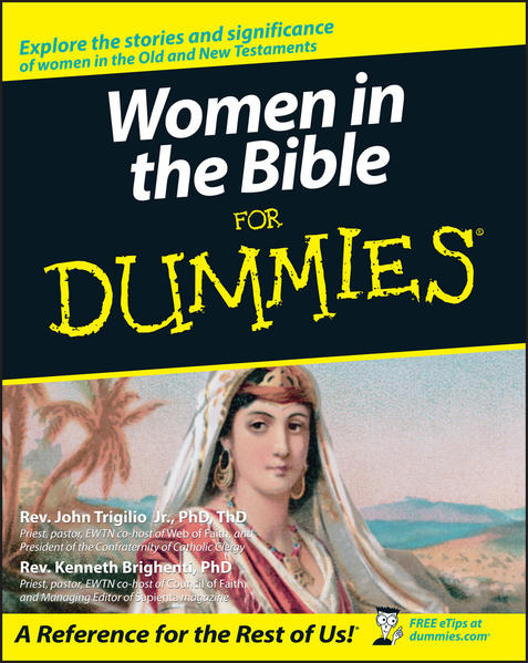 Women in the Bible For Dummies - Coverbild