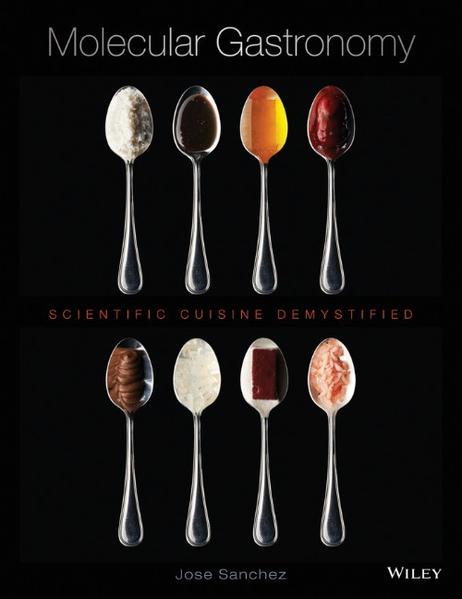 Molecular Gastronomy - Coverbild