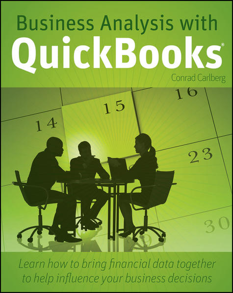 Business Analysis with QuickBooks - Coverbild