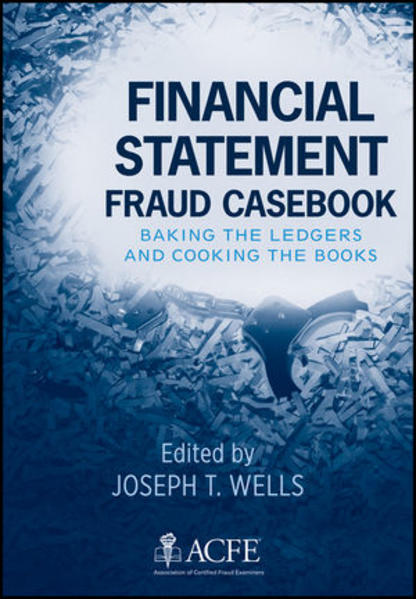 Financial Statement Fraud Casebook - Coverbild